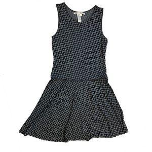 Max Studio Tank Drop-waist Dress, Size M